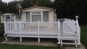 Caravan deck Image